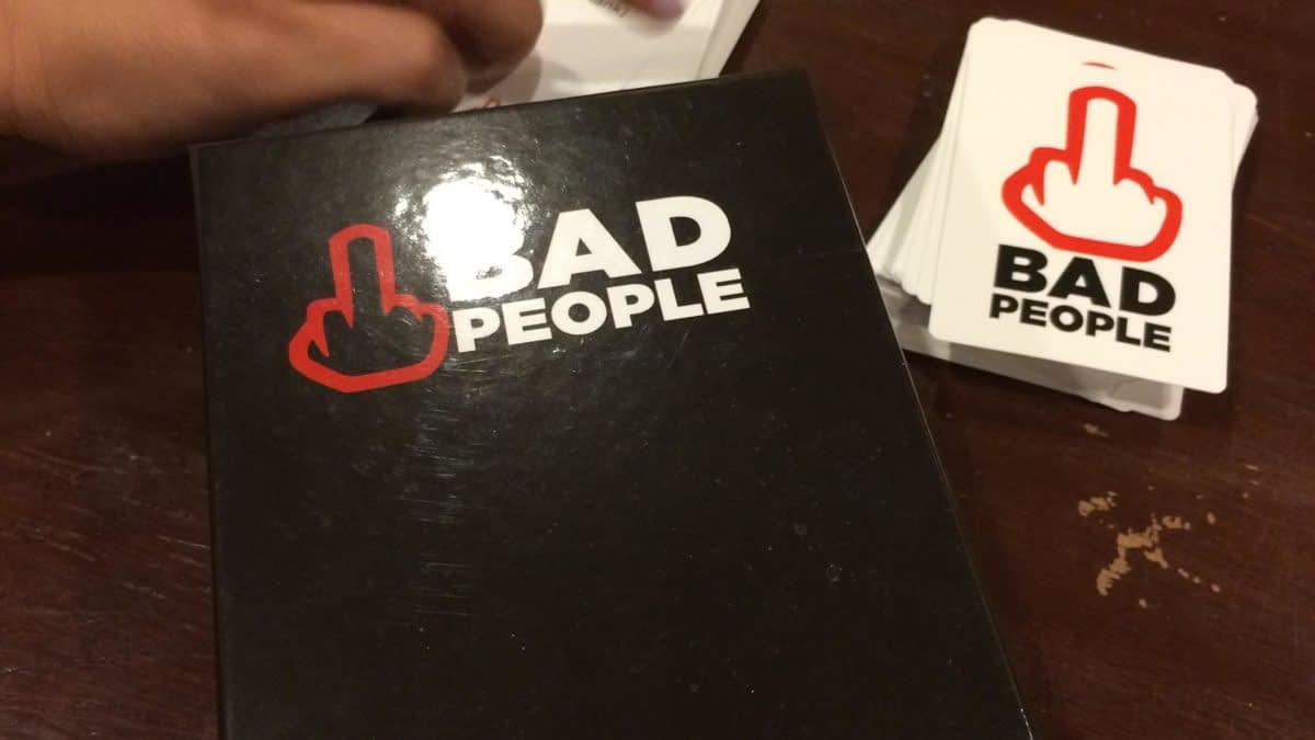 Friendships? What Friendships?!? We Review 'Bad People'