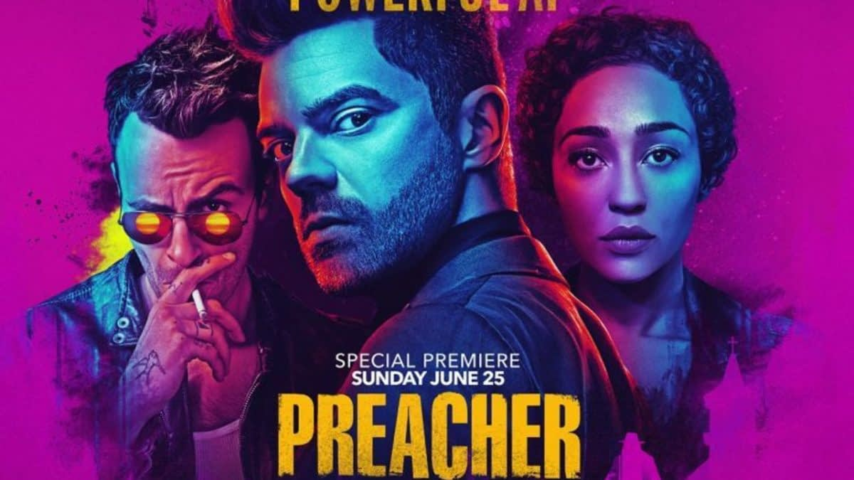 Preacher Confessions: 'Damsels' Takeaways (Is George R.R. Martin God?)