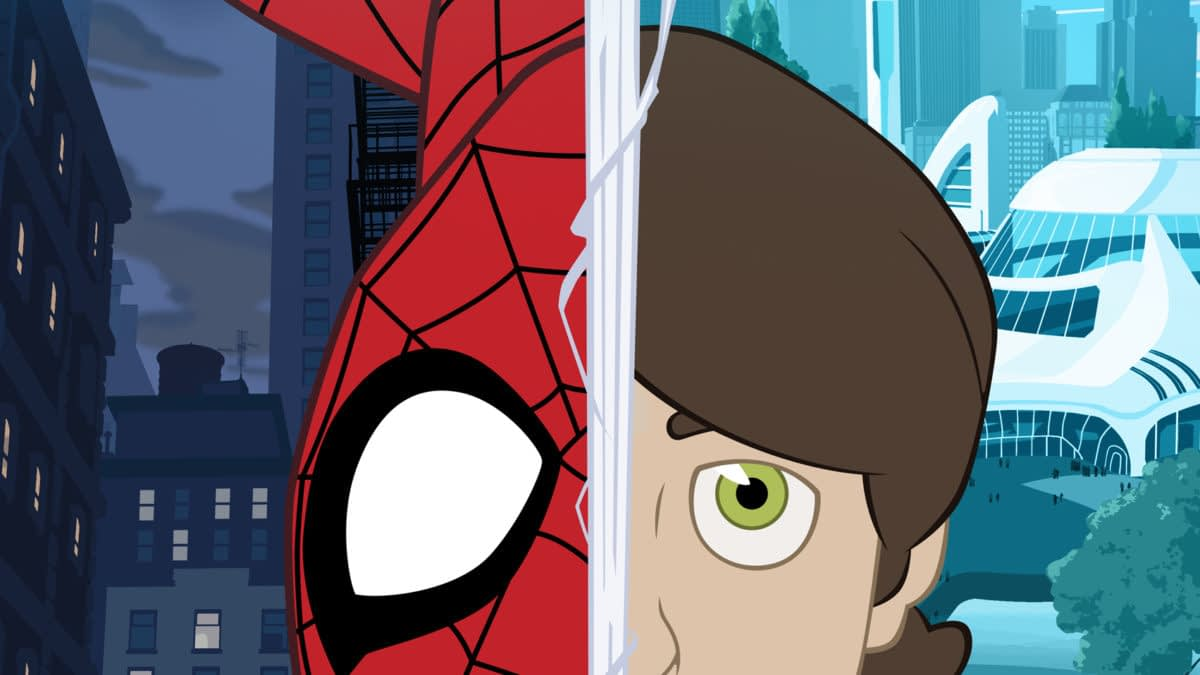 Marvel Announces Premiere Date And Voice Cast For New Spider-Man Animated Series