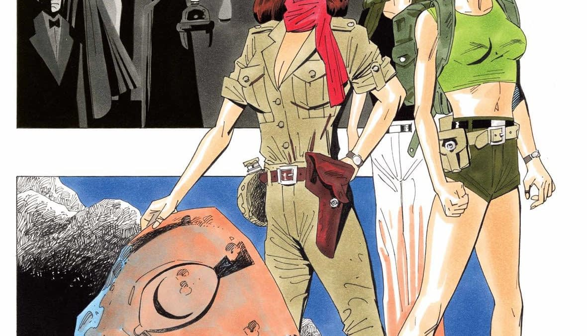 The Tempest - Alan Moore And Kevin O'Neill's Final League Of Extraordinary Gentlemen Announced