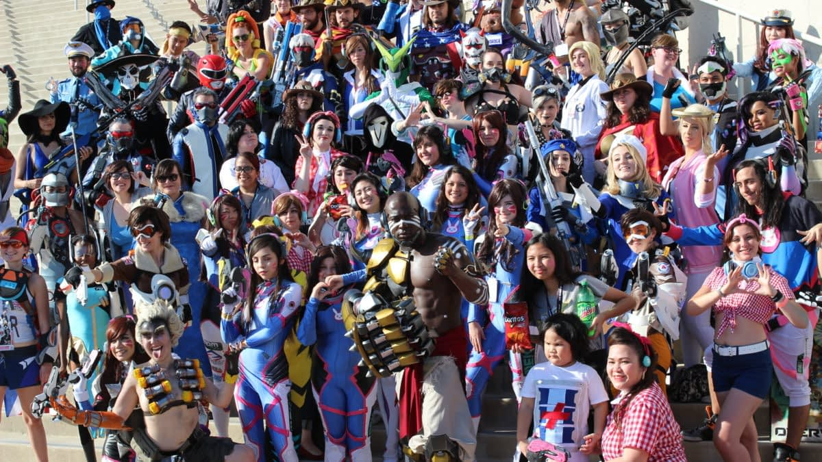 Check Out Our SDCC 'Overwatch' Cosplay Gallery