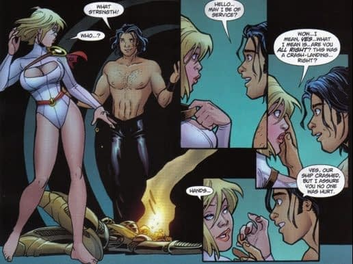 Review: Power Girl #5 by Jimmy Palmiotti, Justin Gray and Amanda Conner