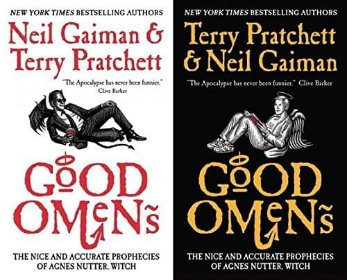 Amazon Taps David Tennant, Michael Sheen For Gaiman And Pratchett's 'Good Omens'