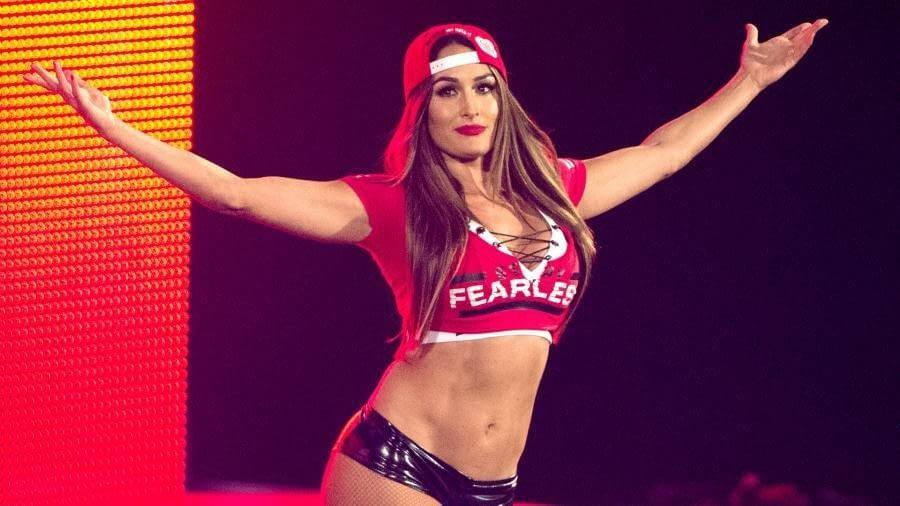 Some People Say 'Total Divas' Started The Women's Revolution...Like 'Total Divas' Star Nikki Bella