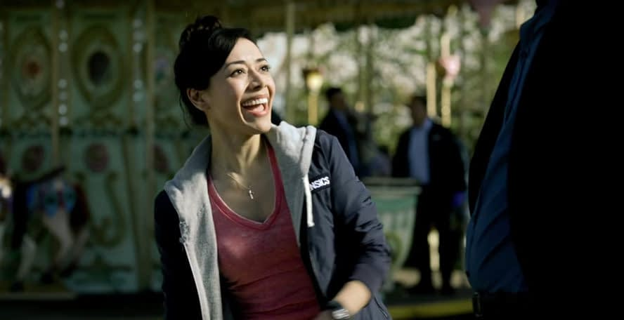 Aimee Garcia's Bold Move Set The Stage For The Lucifer / Ella Relationship