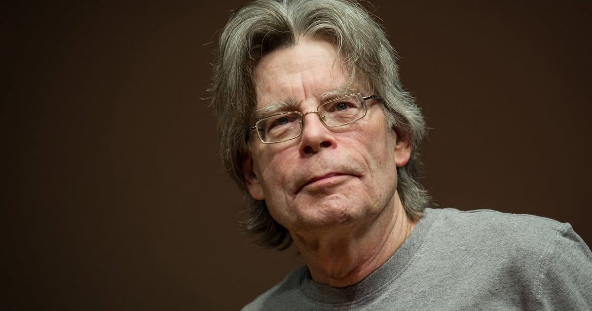 Stephen King Files To Get Rights Back To 'Cujo,' 'Firestarter', And More