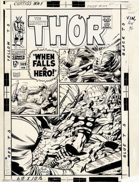 Jim Shooter On The Great Jack Kirby Art Theft