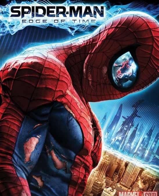"Peter David Writes New Spider-Man Game, ""Edge Of Time"""