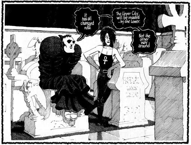 When Dave Sim Proposed Neil Gaiman And He Set Up In Business, Ten Years Ago