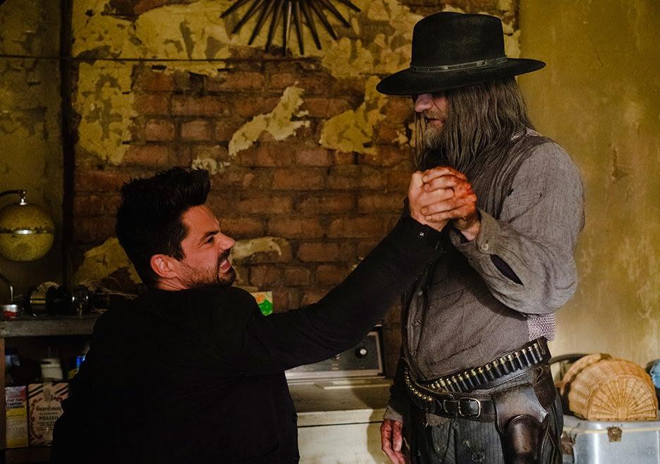 "'Preacher' Season 2, Episode 12 Recap: ""I Tried To...But It's A Lie"""