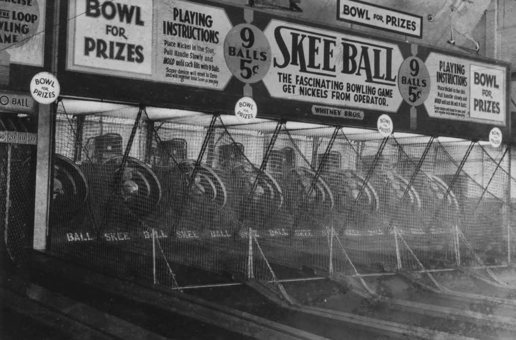 Lauren Looks Back: The Game Of Skee-Ball