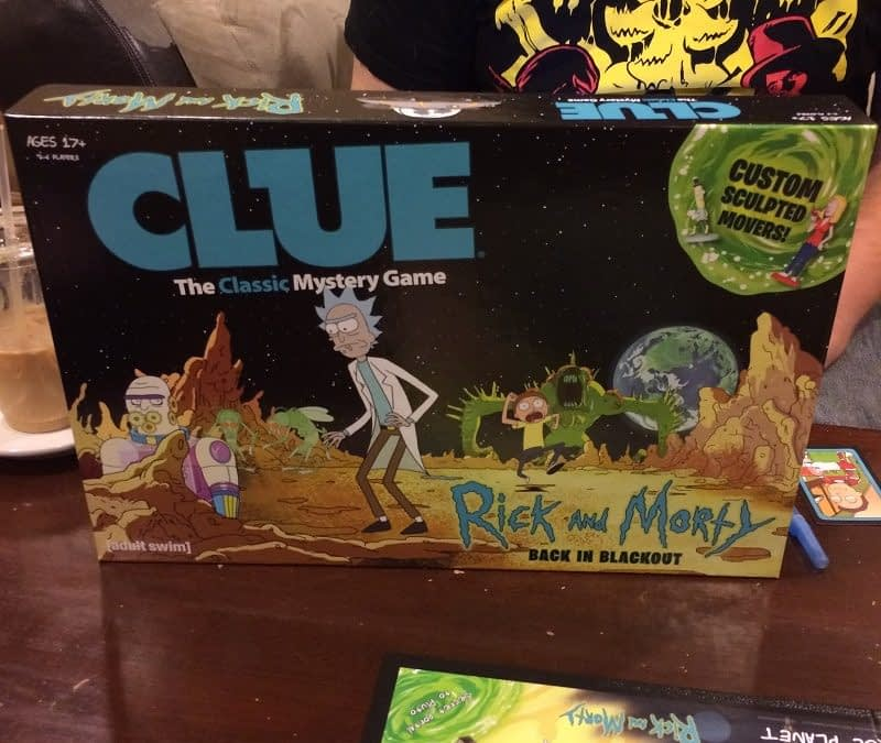 Listen, Morty. I Know Who Did It. We Review 'Rick And Morty'