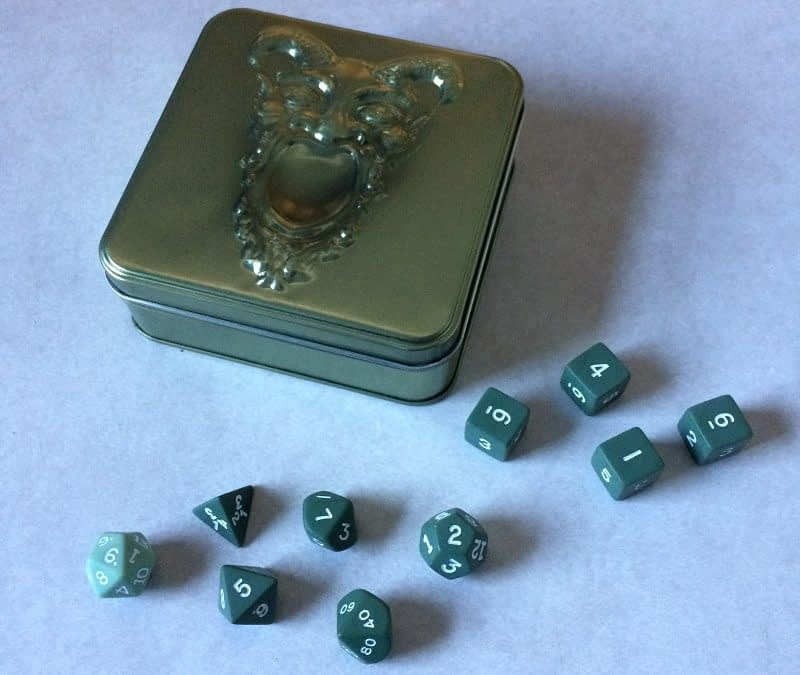 How The Dying Roll: Reviewing The 'Tomb Of Annihilation' Dice Set
