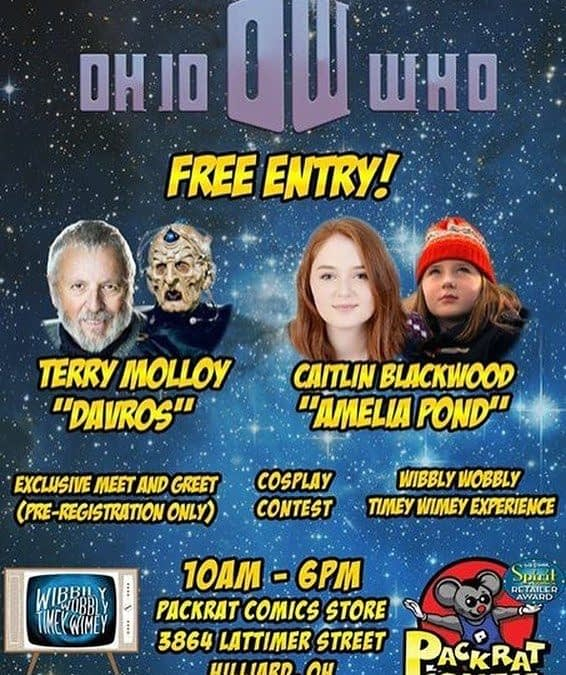 Hey, Timelord Expo, Tom Baker Is In The Rudest Of Health...