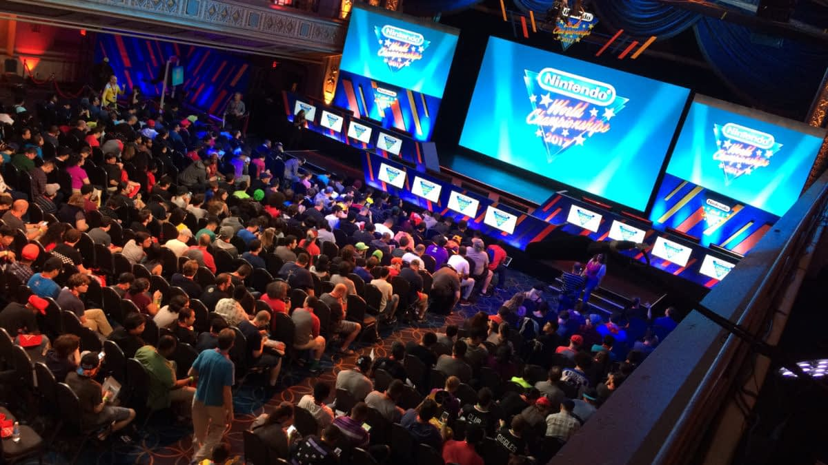 The Nintendo World Championships, Live From NYCC