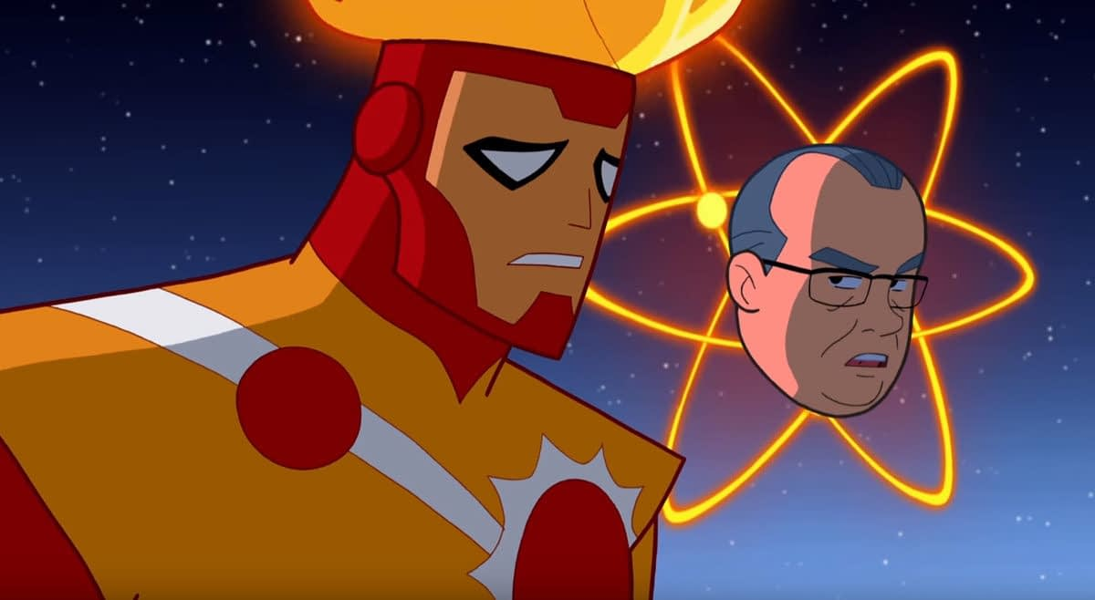 New Justice League Action Short Has Fun With Kryptonite