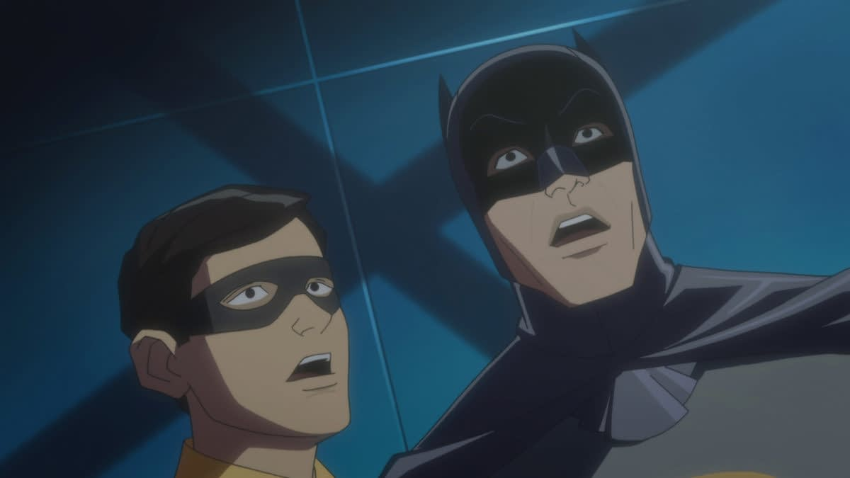 Batman Vs. Two-Face: Burt Ward On Adam West And Fighting Bruce Lee