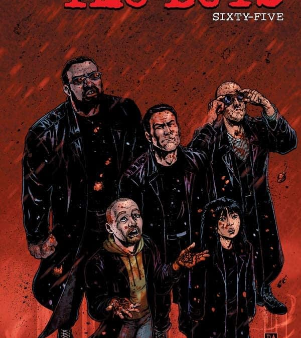 Amazon Orders Garth Ennis And Darick Robertson's 'The Boys' To Series
