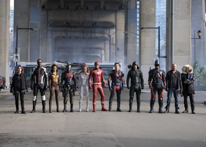 Legends of Tomorrow Season 3: Inside The Final Crisis On Earth-X Battle