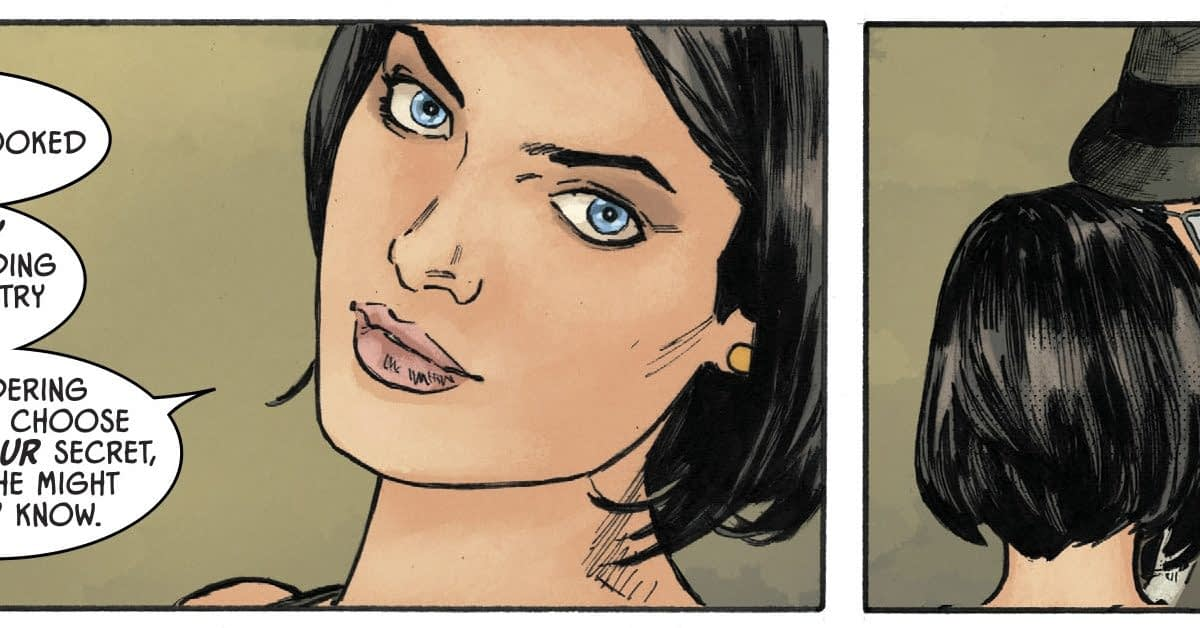 What Catwoman Knew About Superman - and What Lois Knew About Catwoman (Batman #36 Spoilers) #SuperBat