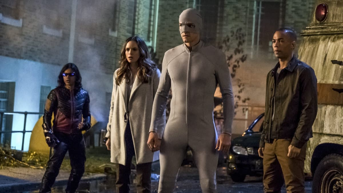 Flash Season 4, Episode 9 Recap: Don't Run