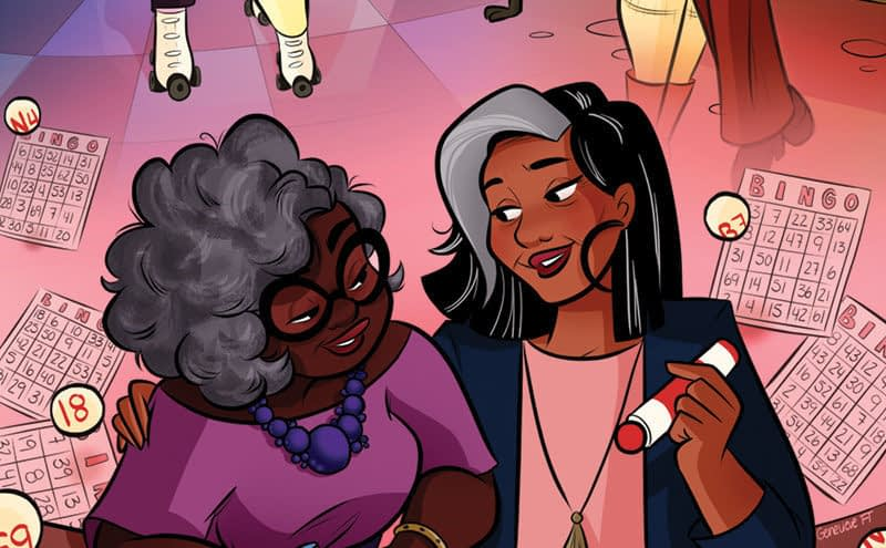 Bingo Love Review: A Sweet, Beautiful, Diverse, and Emotionally Complex Romance