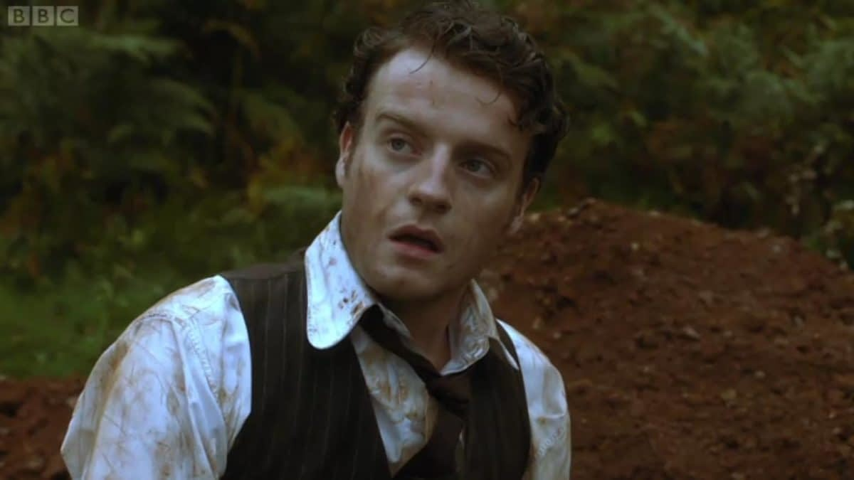 Jamie Harris and Outlander's Andrew Gower Set for Carnival Row