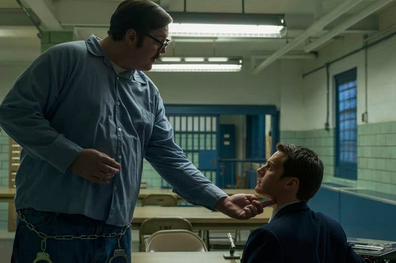 Mindhunter: An Ed Kemper Christmas Dinner, Courtesy of Netflix