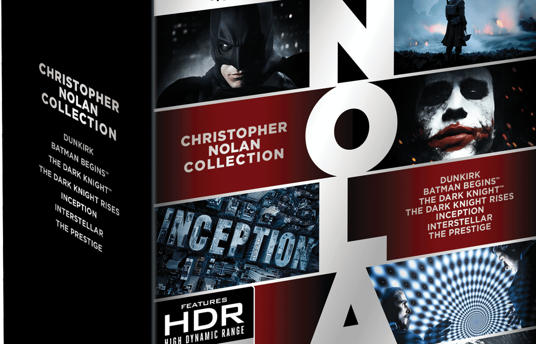 The Christopher Nolan 4K Box Set Is Unreal, In The Best Ways