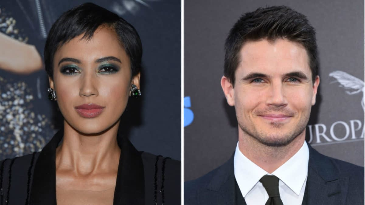Flash's Robbie Amell, Andy Allo 'Upload' into Amazon's Afterlife Comedy
