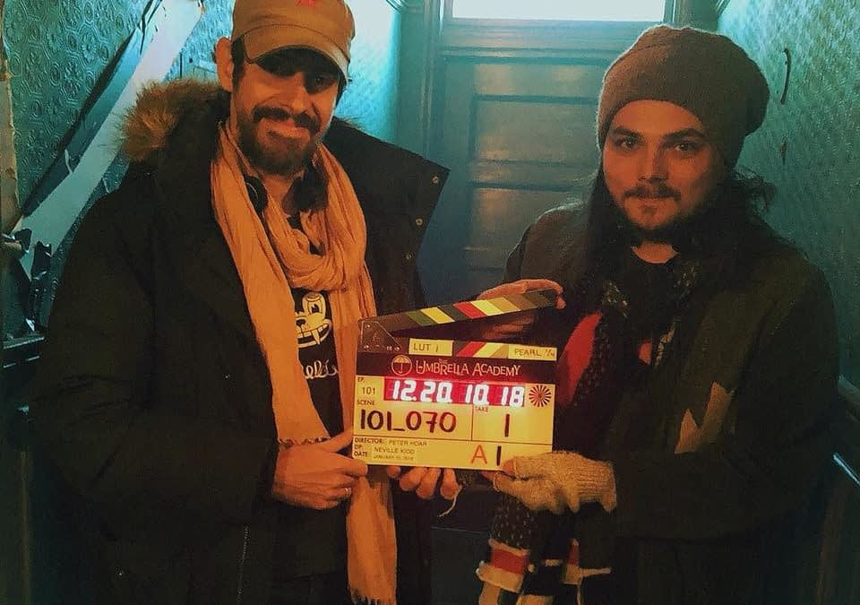 The Umbrella Academy Co-Creator Gabriel Bá Tweets Start of Filming