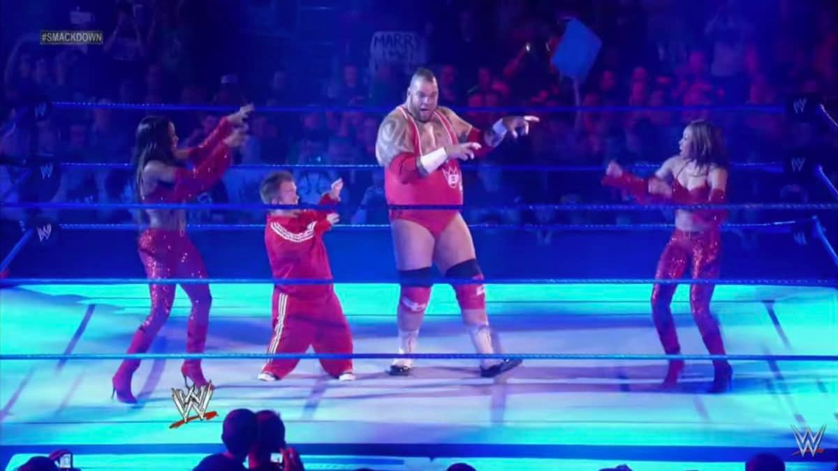 Former WWE Superstar Brodus Clay Tells Fox News Vets Should Guard Schools with M-16s and Dogs