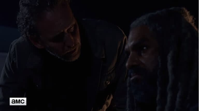 The Walking Dead Season 8: For King Ezekiel, It's All About Choices