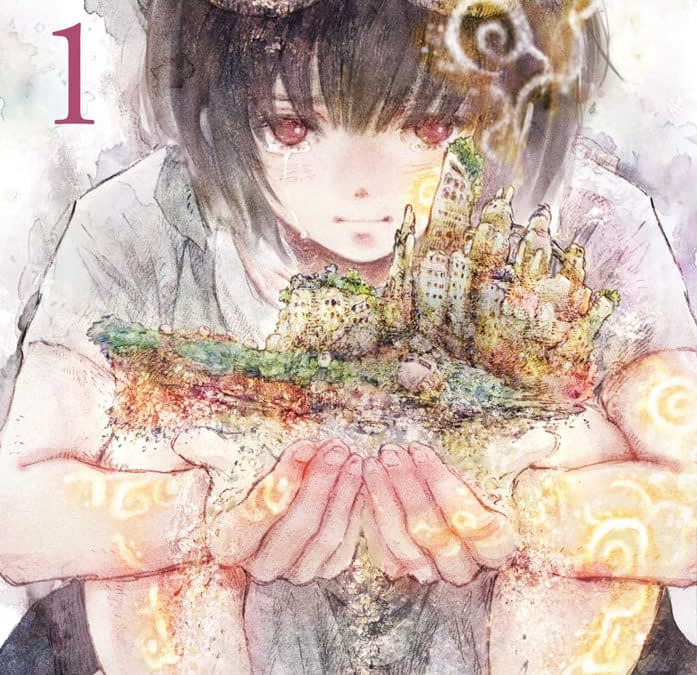Review: Abi Umeda's Manga Series Children of the Whales