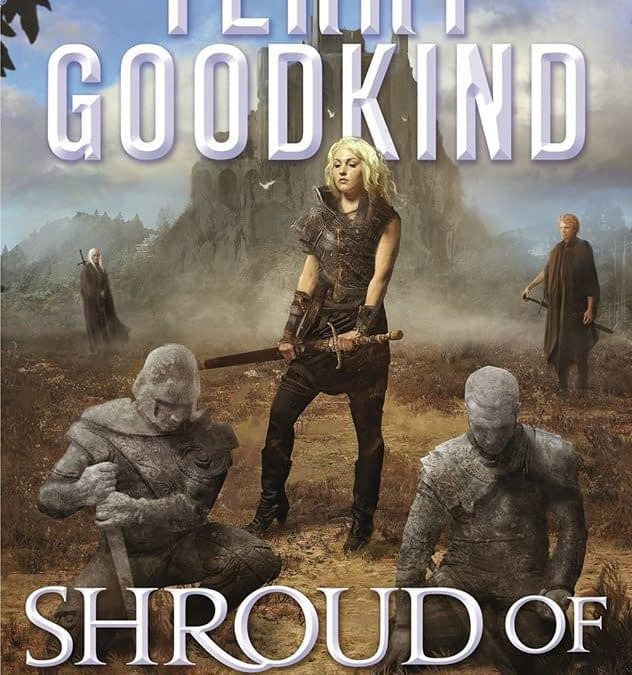 Terry Goodkind Apologizes to Artist After Trashing Cover to Own Book
