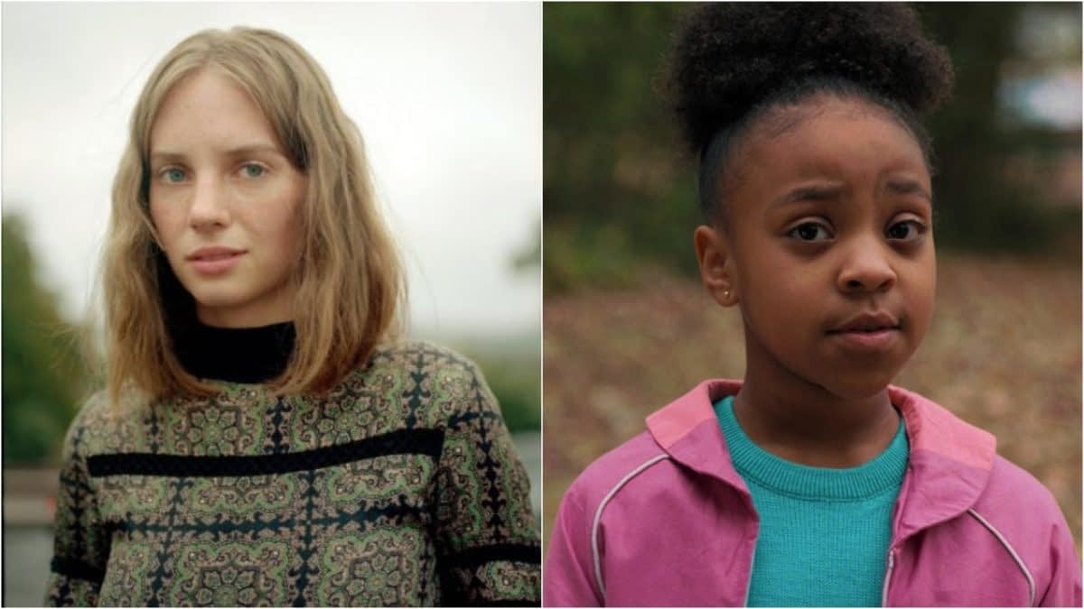 Stranger Things 3: Maya Thurman-Hawke Cast; Priah Ferguson Recurring