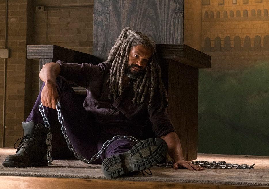 King Ezekiel Actor Defends Lauren Cohan in 'Walking Dead' Contract Dispute