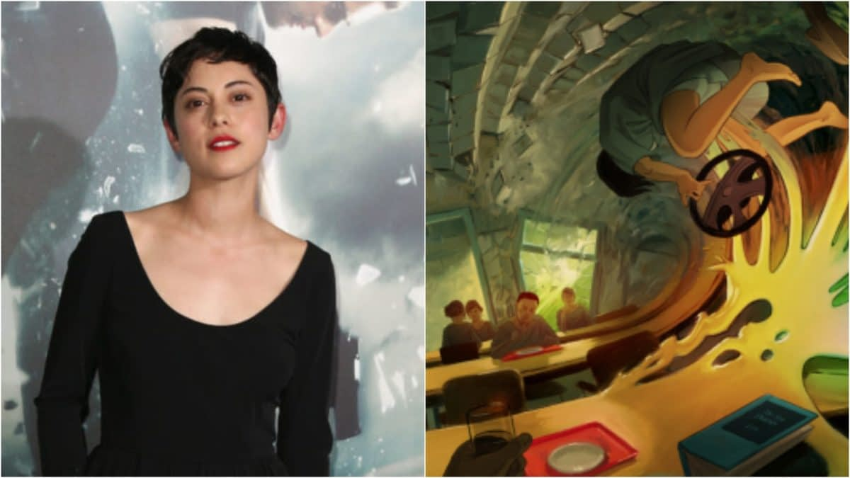 Undone: 'BoJack' Team Casts Rosa Salazar in Amazon Animated Series