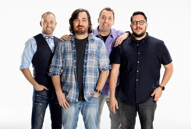 No Joke: Impractical Jokers Gets Season 8 Renewal and Feature Film