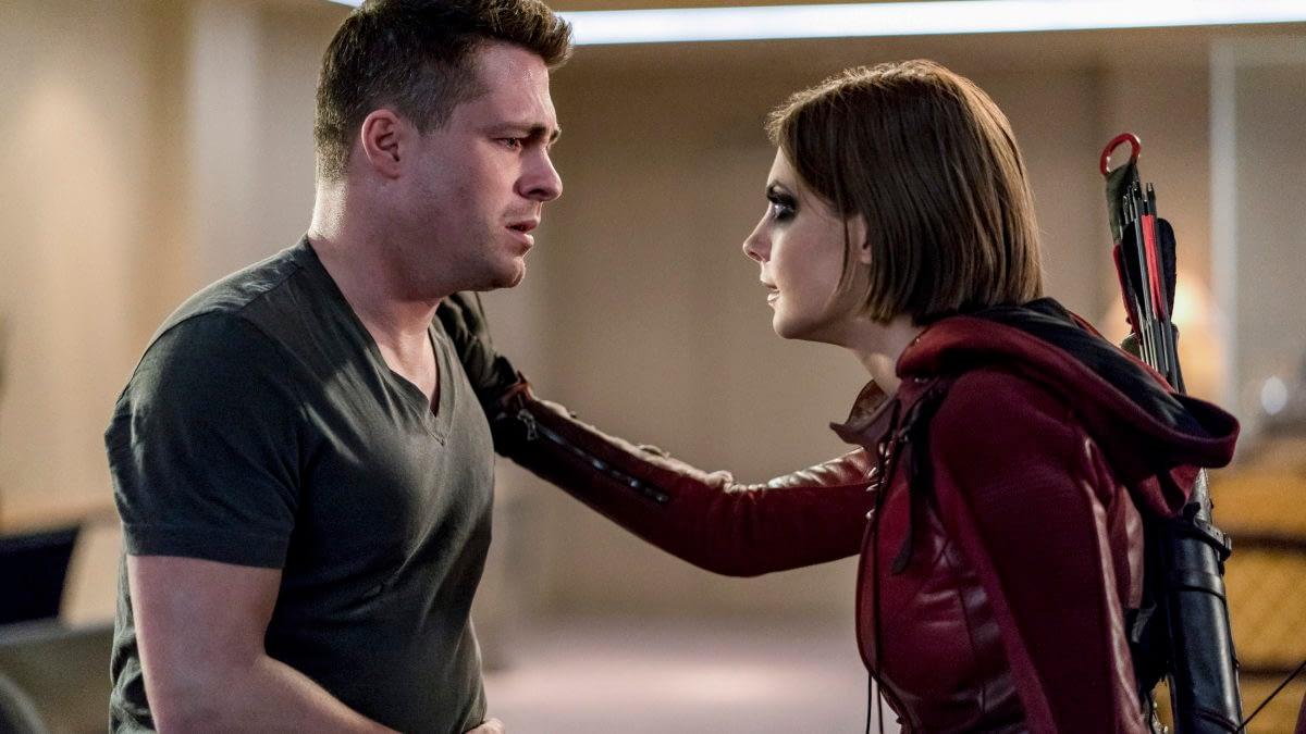 Arrow Season 6: Roy Harper Returns, but Not by His Choice