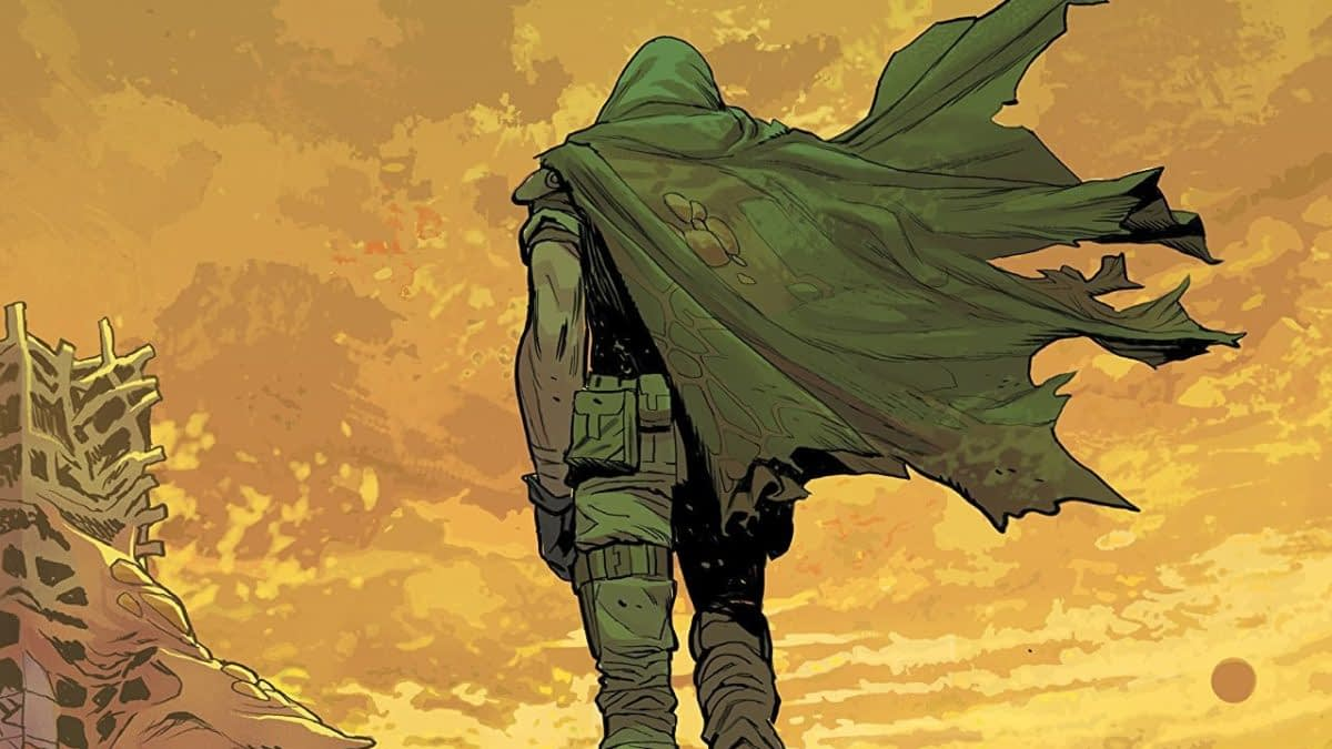 Oblivion Song #1 Review: Shoots for Meaning but Gets Lost in its Own World, But Still a Solid Read