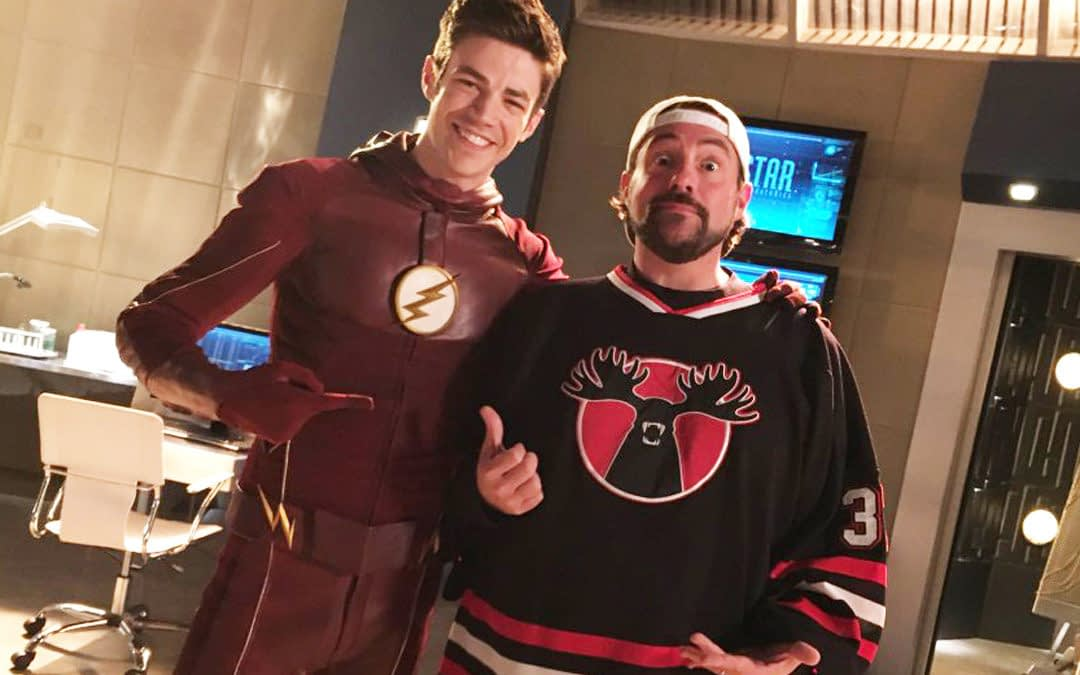 Flash Season 4: Kevin Smith Talks About His Upcoming Episode