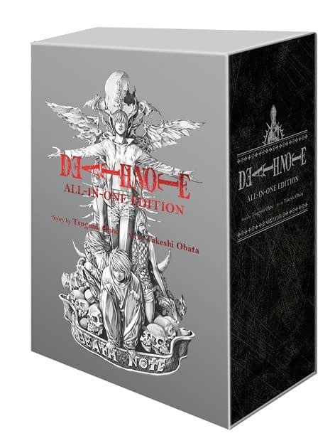Everything You Need from Death Note: Our Review of the All-in-One Edition