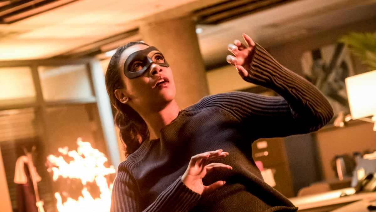 The Flash Season 4, Episode 16 Recap: Run, Iris, Run