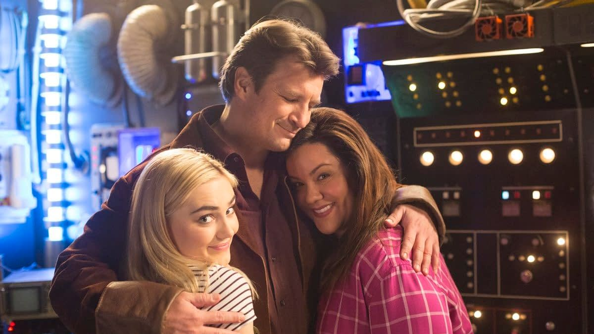 It's Really Happening: Nathan Fillion is Finally Back in Firefly Role