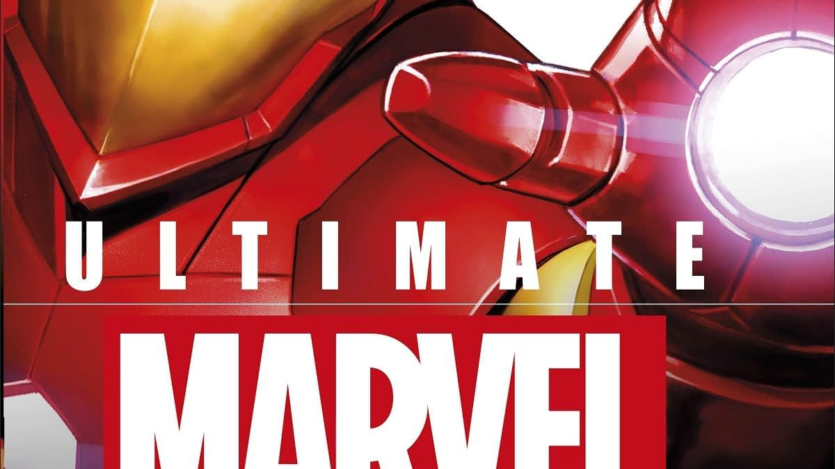 Searching the Pages of DK Books' Ultimate Marvel for Anything New