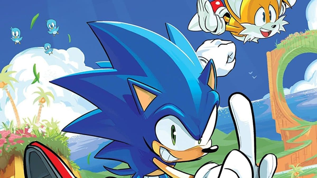 Sonic the Hedgehog #1 Review: Creative Action Scenes Make Up for an Annoying Lead
