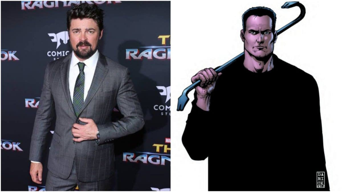 Thor: Ragnarok's Karl Urban Set as Billy Butcher in Amazon's 'The Boys' Series Adaptation