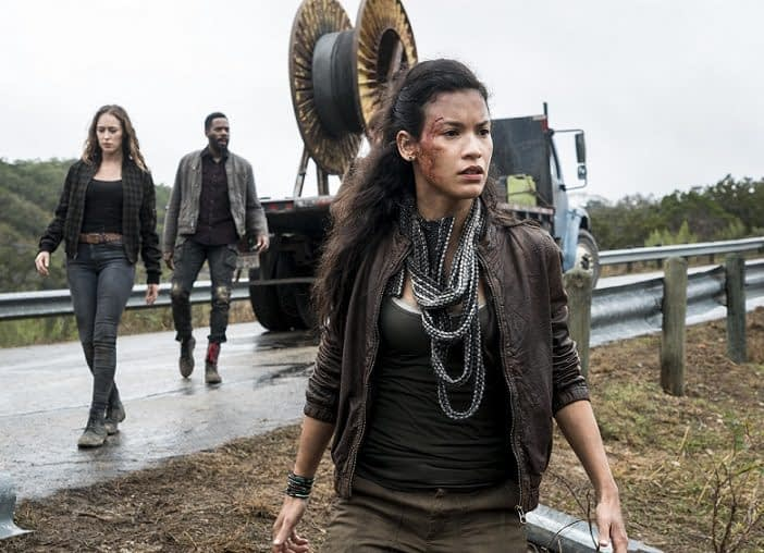 Fear the Walking Dead Season 4, Episode 3 Review: And Then THAT Happened