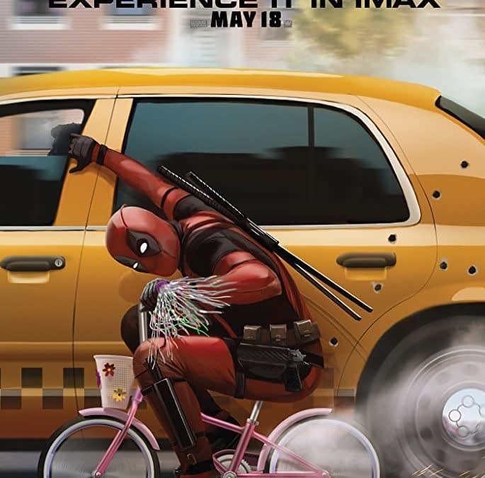 5 New Gloriously Ridiculous Deadpool 2 Posters